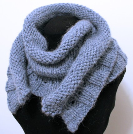 Knitted Scarf Patterns For Alpaca Yarn : BULKY ALPACA KNIT SCARF PATTERN   Patterns Gallery