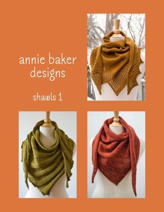 Annie Baker Designs Shawls I