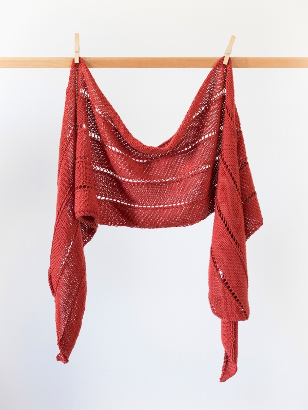 Spring Roll Cotton Scarf